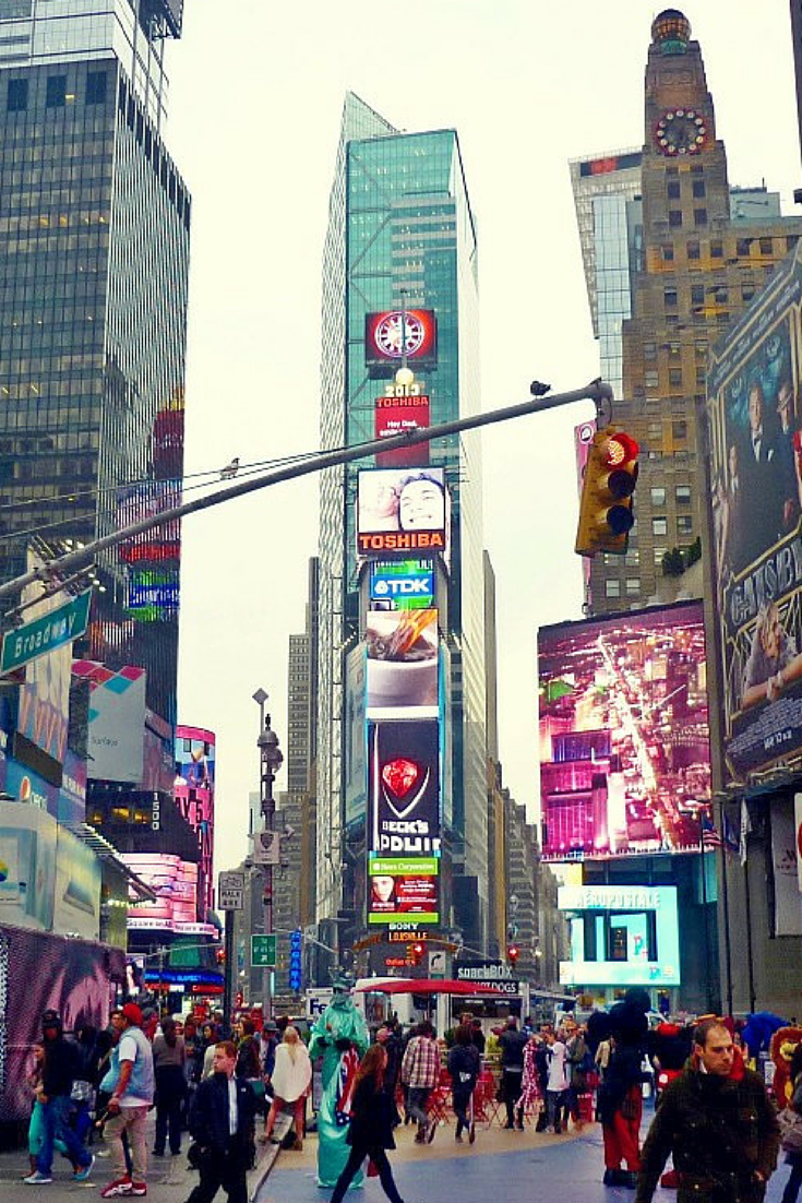 Solo Female Travel In New York City