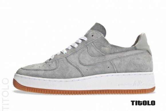 Nike Air Force 1 Deconstruct PRM Medium Grey Le Site de la