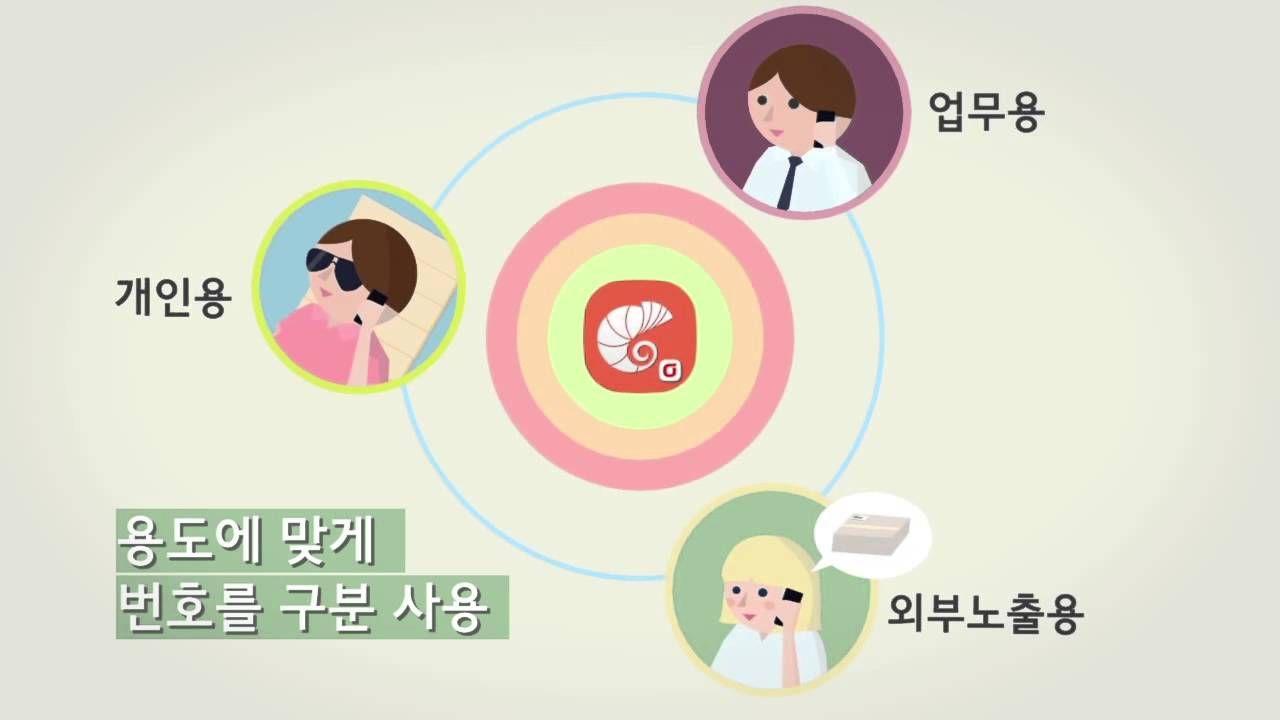 올레멀티유심(카멜레온) 서비스 소개 동영상