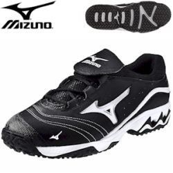 Mizuno Womens Elite Fast Pitch Switch Trainers Black/White 10 1/2 by Mizuno. $64.95. Elite Fast Pitch Switch Trainers...Your Everything Shoe! Mizuno is the premier company and supplier of baseball equipment to professionals for a reason. The Elite Fast Pitch Switch Trainer is a versatile shoe that offers superior performance in any activity. Mizuno Womens Elite Fast Pitch Switch Trainers feature: Dynamic Synthetic Leather offers a superior feel and comfort Parallel WAVE T...