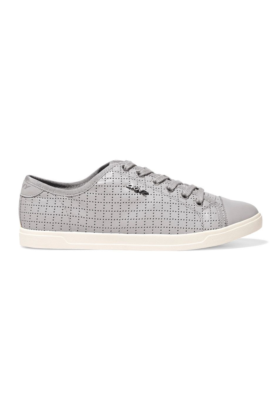 DKNY. Leather SneakersShoes ...