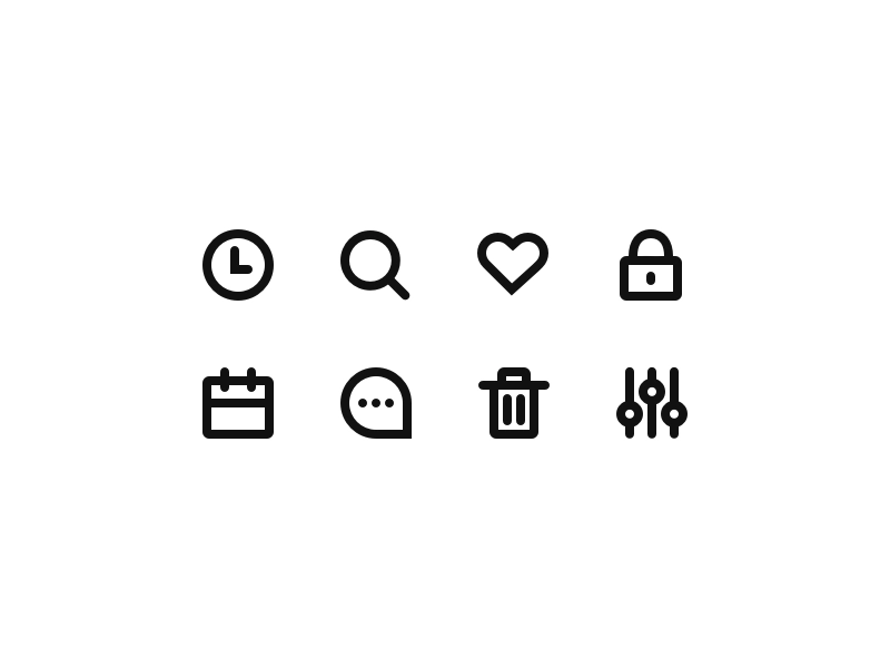 A Set Of Ios Tab Bar Icons Toolbar Icons And 3d Touch Icons Of Location Services Maps Navigation And Direction Toolbar Icons Icon Location Icon