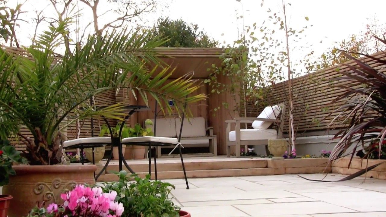 Everchanging Garden Design Hertfordshire Old Stevenage ...