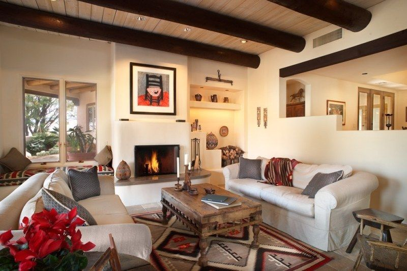 meuble mexicain styles colonial et campagne m lang s meubles mexicains table basse en bois. Black Bedroom Furniture Sets. Home Design Ideas
