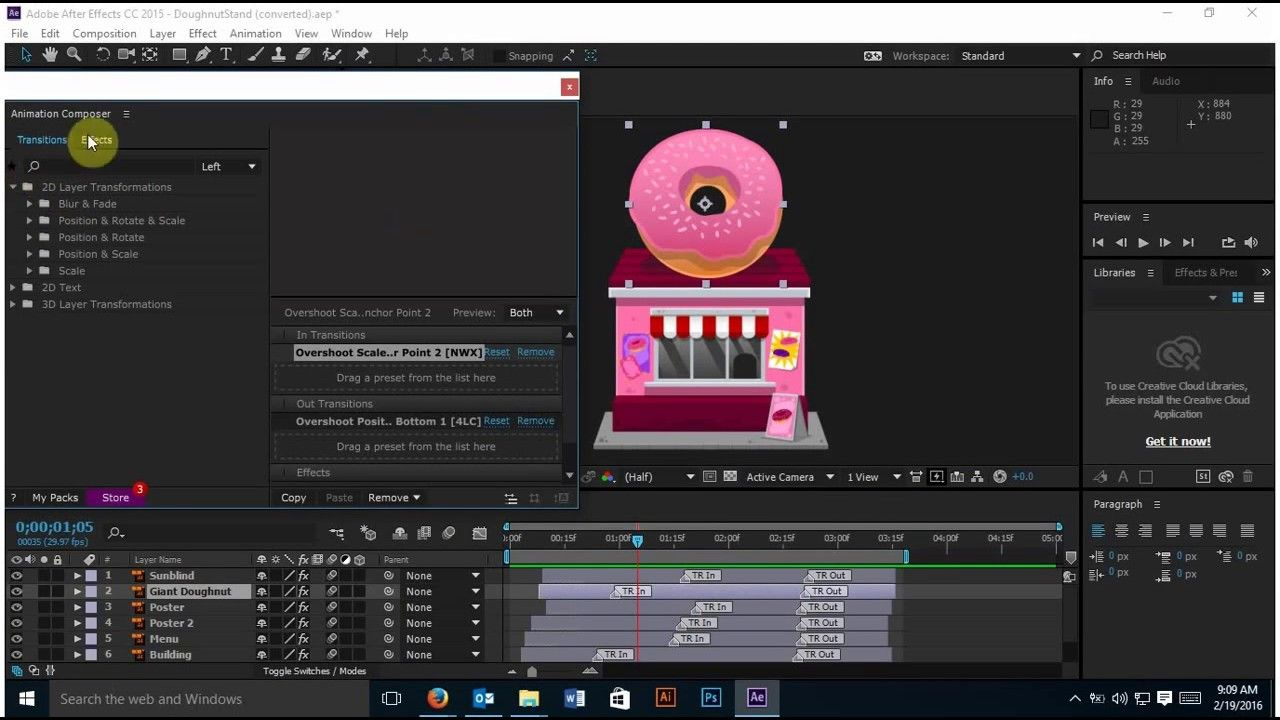 How To Download And Install Animation Composer Plugin For After