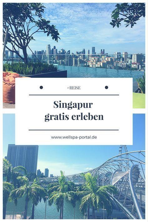 7 gratis Reisetipps für Singapur Asien #chinatravelguide