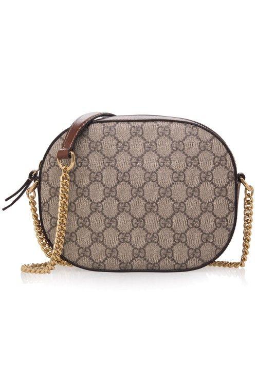 4c6620cab0fe Gucci GG Supreme Mini Shoulder Bag | Pinterest | Supreme, Gucci and  Shoulder bags