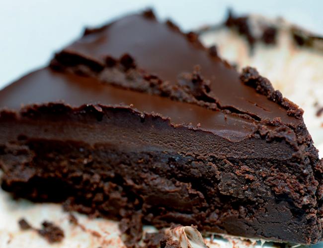 Lækker Chokoladekage Lækker Kage Chokoladekage Kage Lagkage
