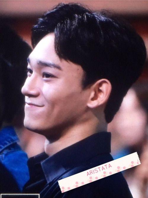 Chen - 160409 16th Top Chinese Music AwardsCredit: Aristata. (第十六届音乐风云榜年度盛典)