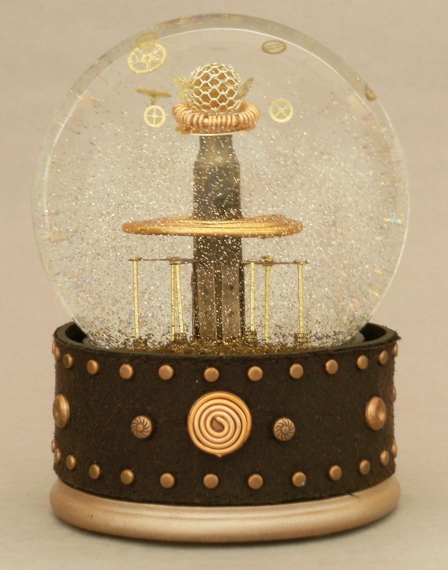 Tesla Copper Coil by Camryn Forrest Designs | Steampunk ...