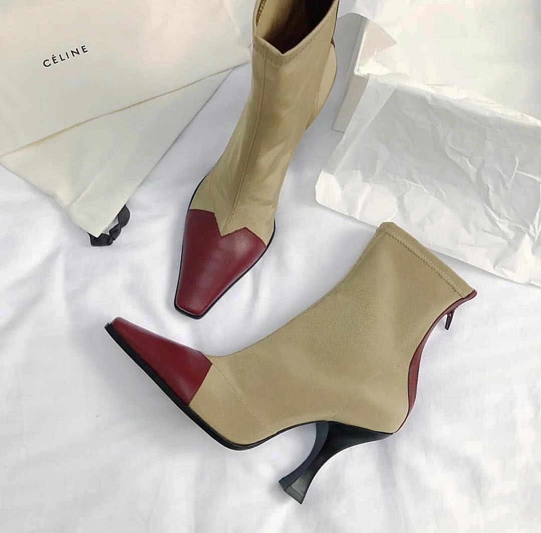 Fashion Wonderer On Instagram Madame Boots By Oldceline Will Always Be On My Wishlist Because It S What Happens When You Are J Boots Celine Boots Fashion