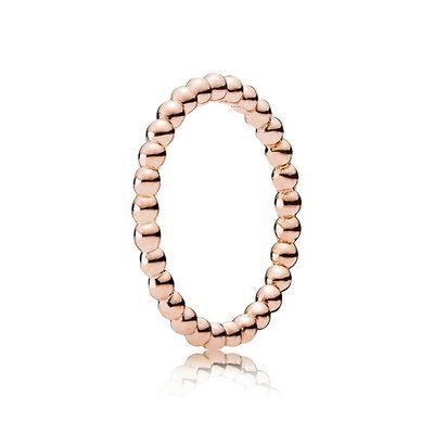 pandora official anillos