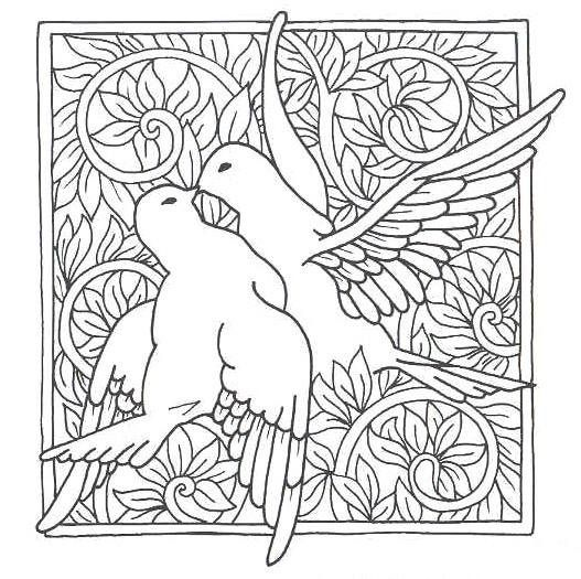 Free Printable Art Nouveau And Art Deco Patterns Collection Art Nouveau Pattern Embroidery Art Printable Art Nouveau