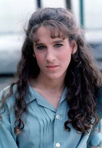 Image result for sarah jessica parker young