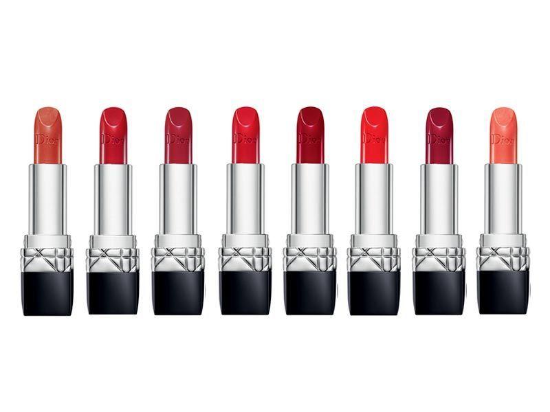 8abf6b902f Rossetto rosso: 10 consigli per amarlo   rossetti trucchi & co ...