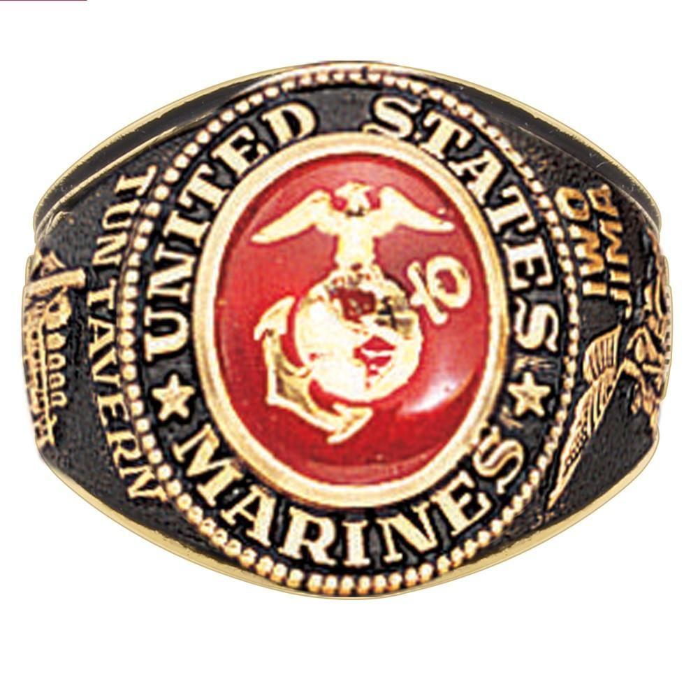 Marine Corps Gold Ring  d7dfa05b0ac