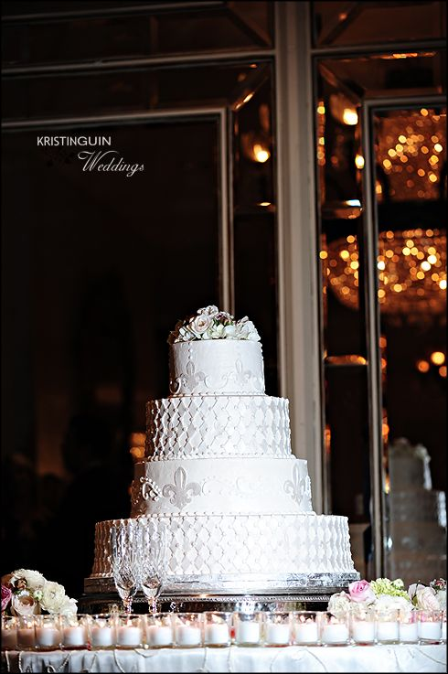 My Wedding Cake Delicious And Beautiful Thank You To Haydel S Bakery In New Orleans