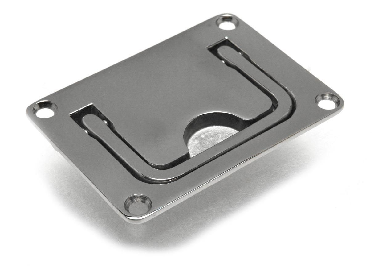 STAINLESS STEEL BOAT HATCH FLUSH RING PULL 3 Beauty In