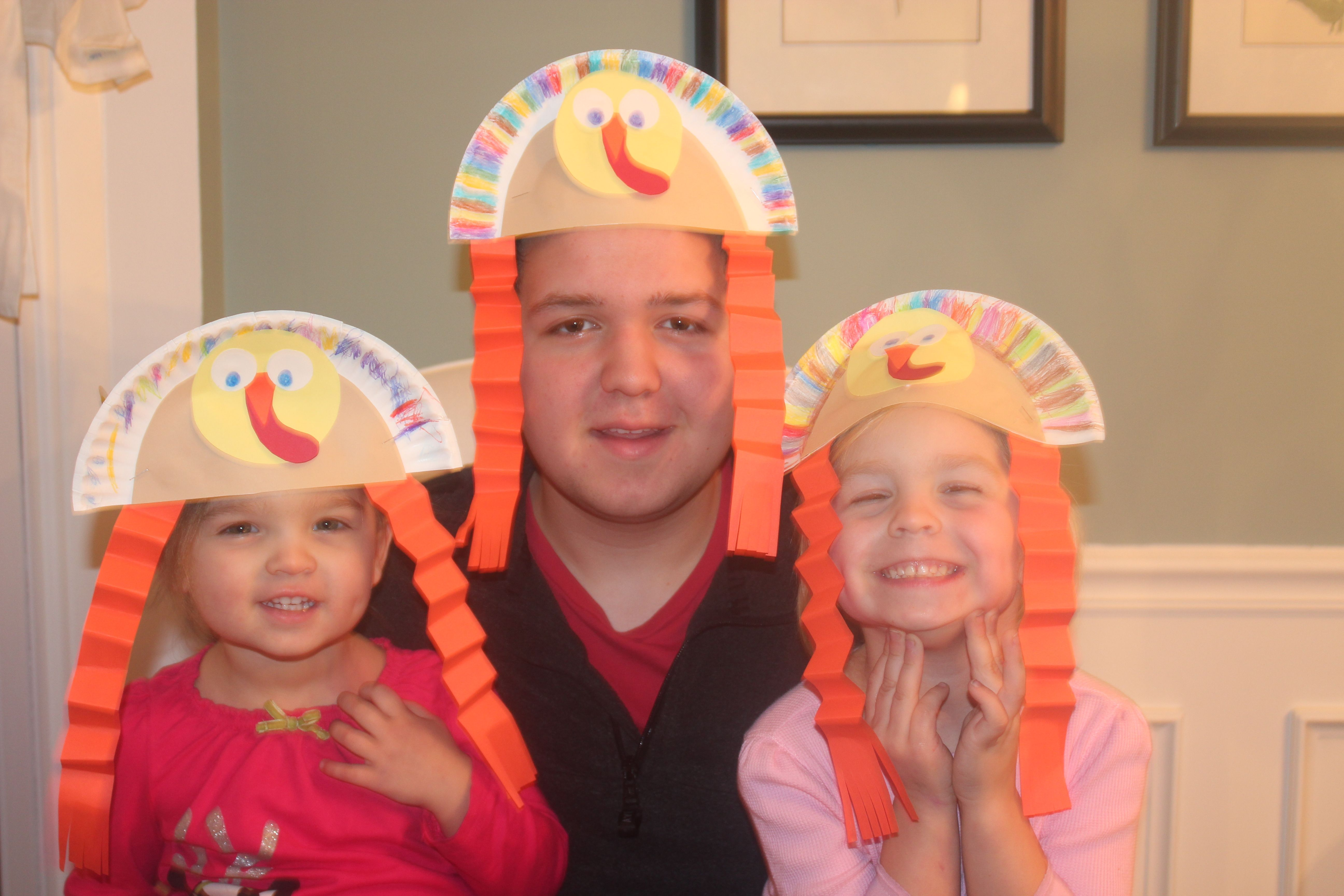 Easy Thanksgiving Crafts for 2 Year Olds | Easy ...