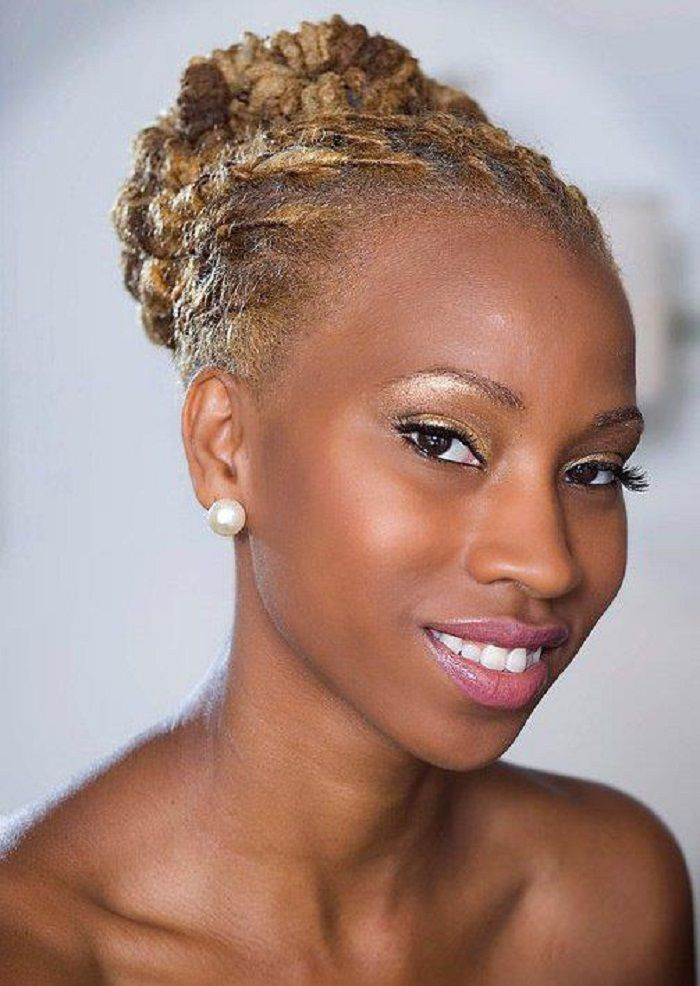 How To Color My Locs Blonde Night Hairstyles Natural Hair