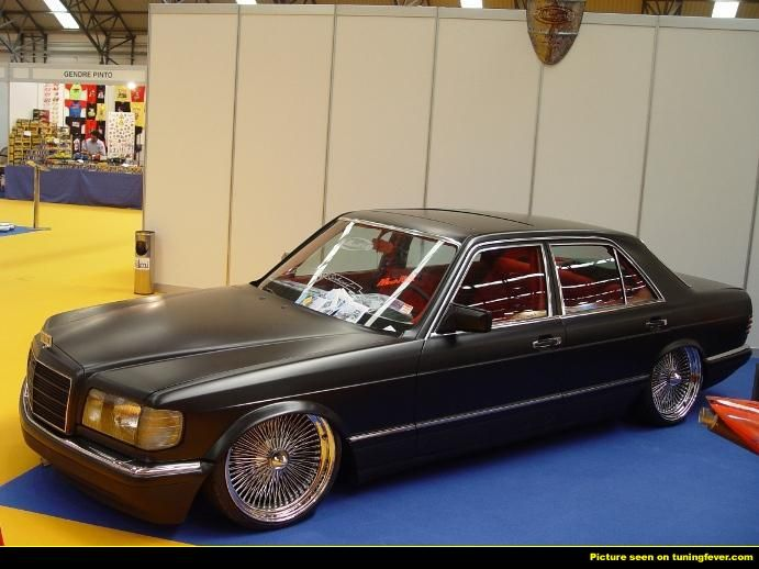 Mercedesbenz S Class W126 Mercedesw126 W126 500se 500sel