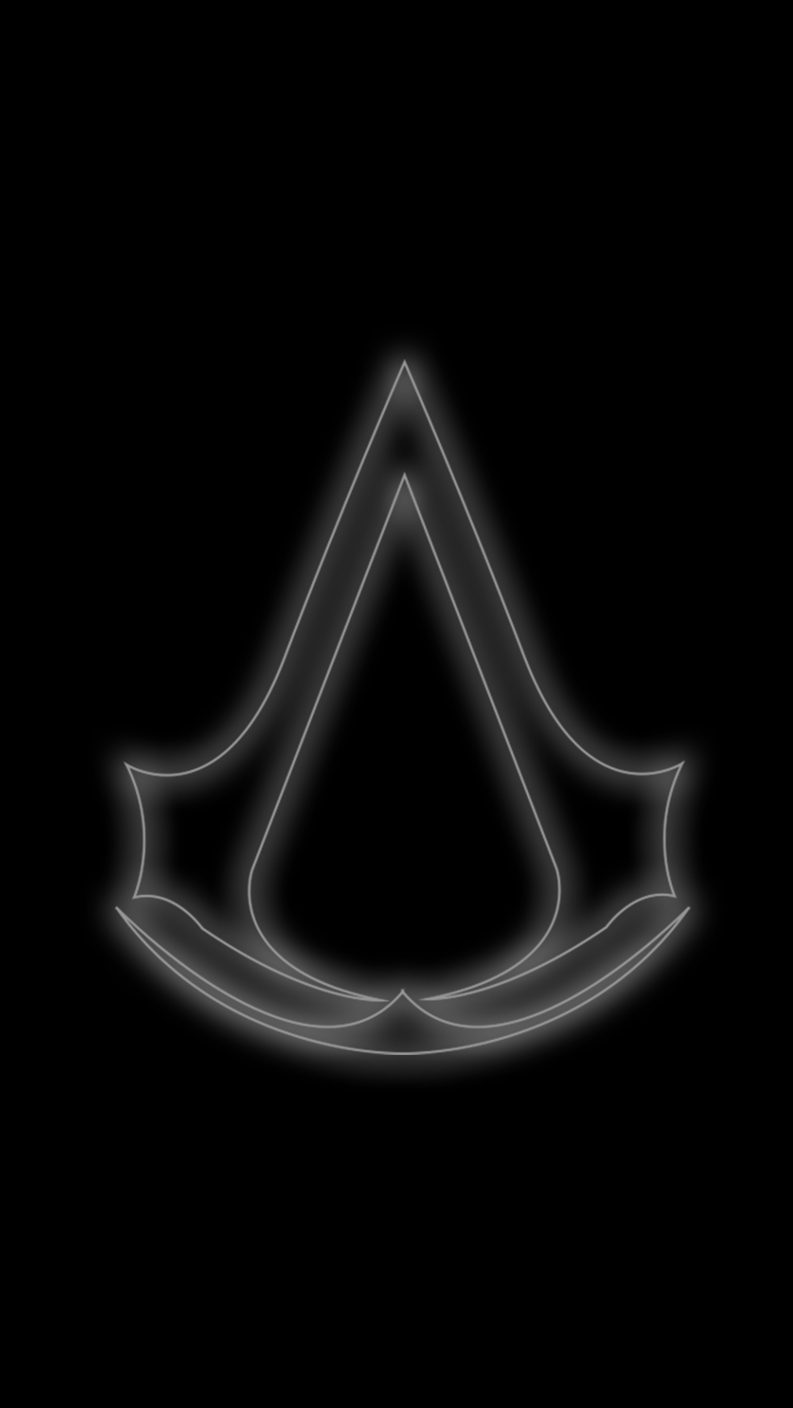 Neon Assassin S Creed Background For Your Phone Backgrounds For