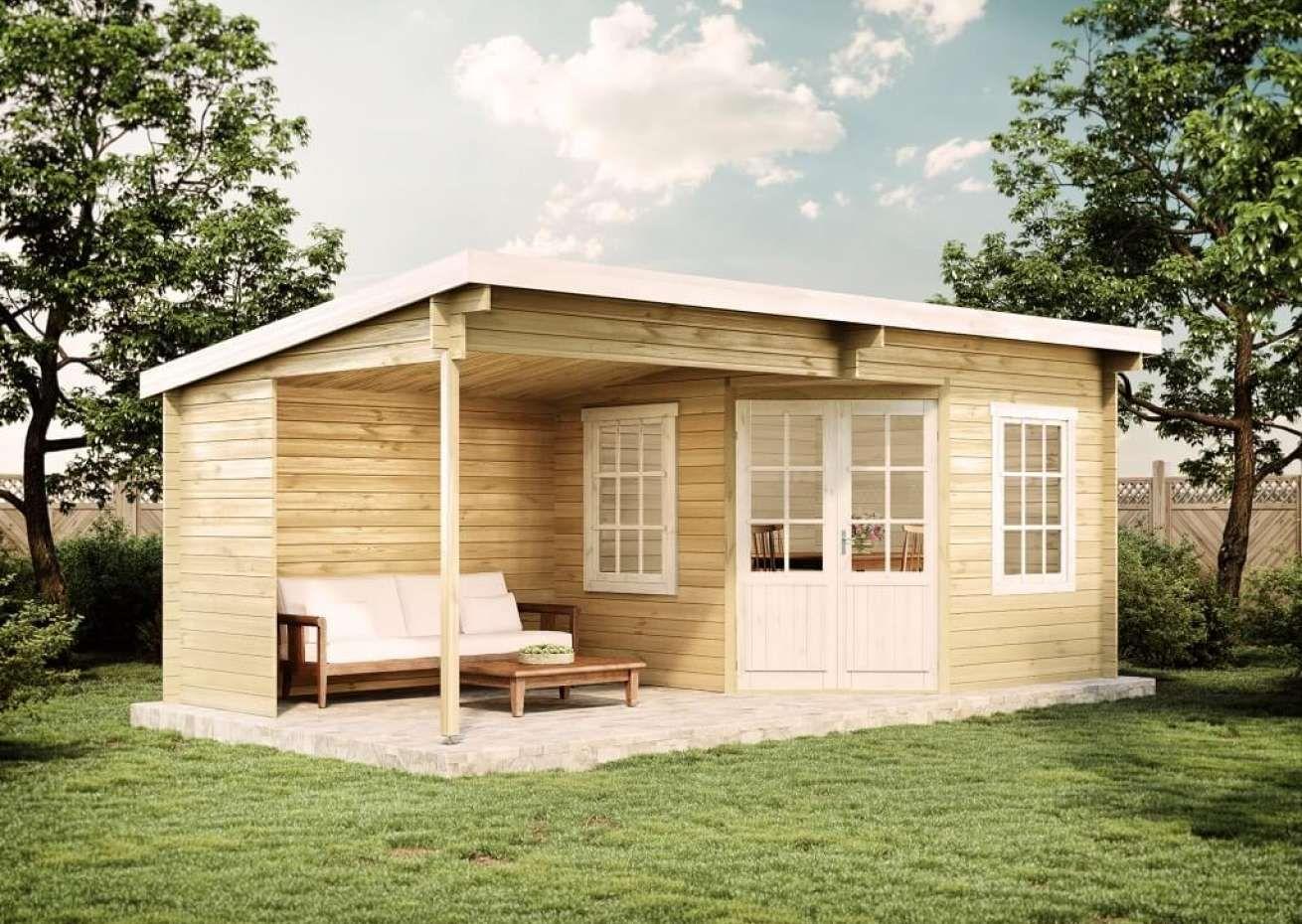 Gartenhaus Modell Carl 28 Gartenhaus Design Gartenhaus Und Haus