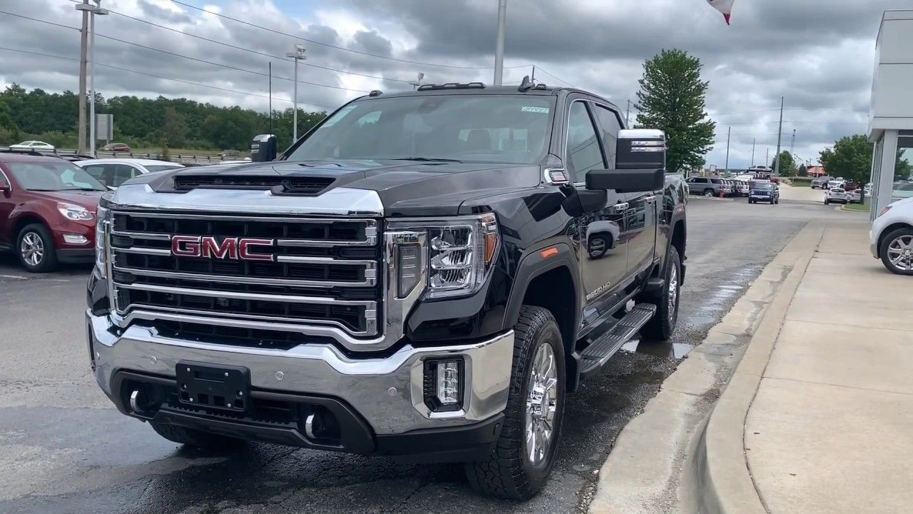 2020 Gmc Sierra 2500hd Slt X31 Youtube Gmc Sierra 2500hd Gmc Sierra Gmc