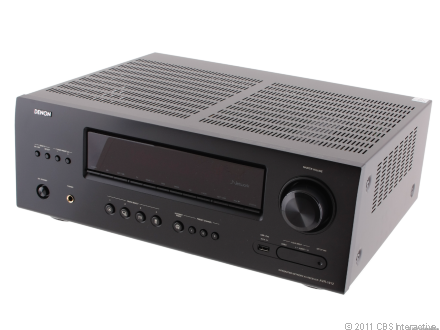 Denon AVR-1912 - AV network receiver - 7 1 channel review