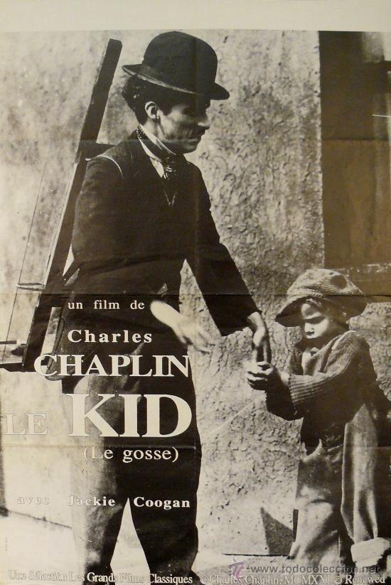 Charles Chaplin Kid