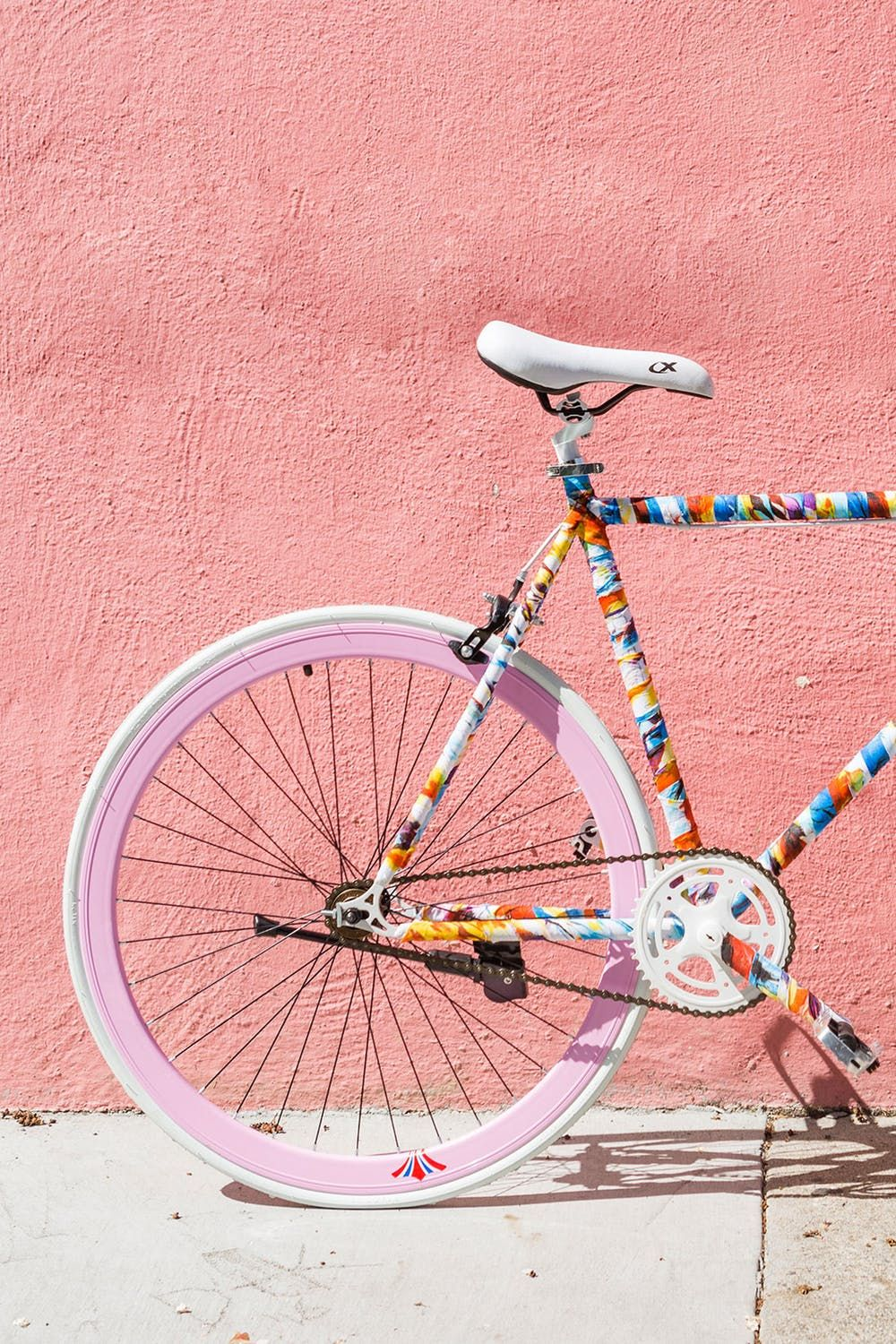 Update Your Bike With This Fabric Hack Bicycle