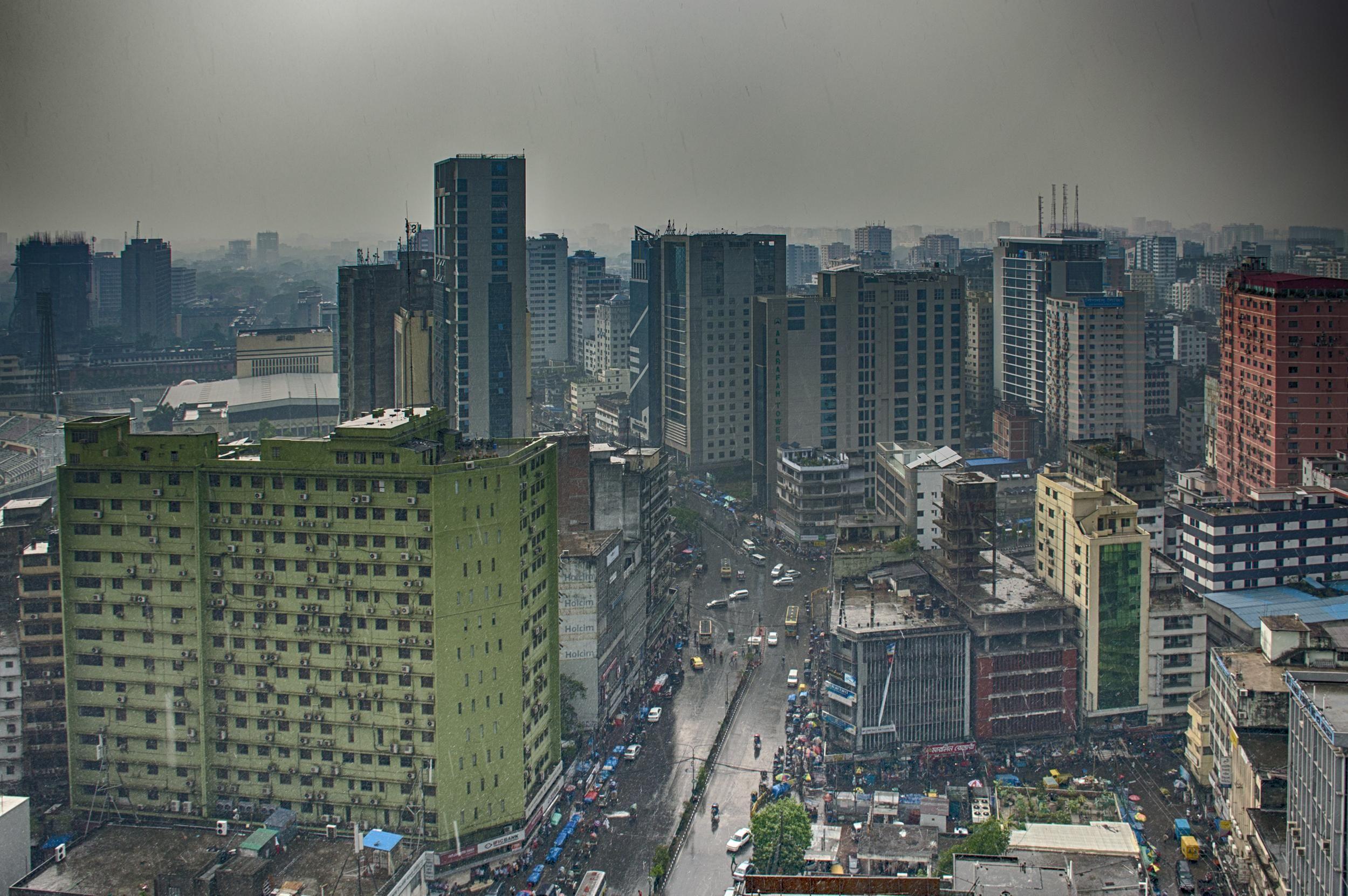 Dhaka Monsoon 25001662 Dhaka City Pictures City