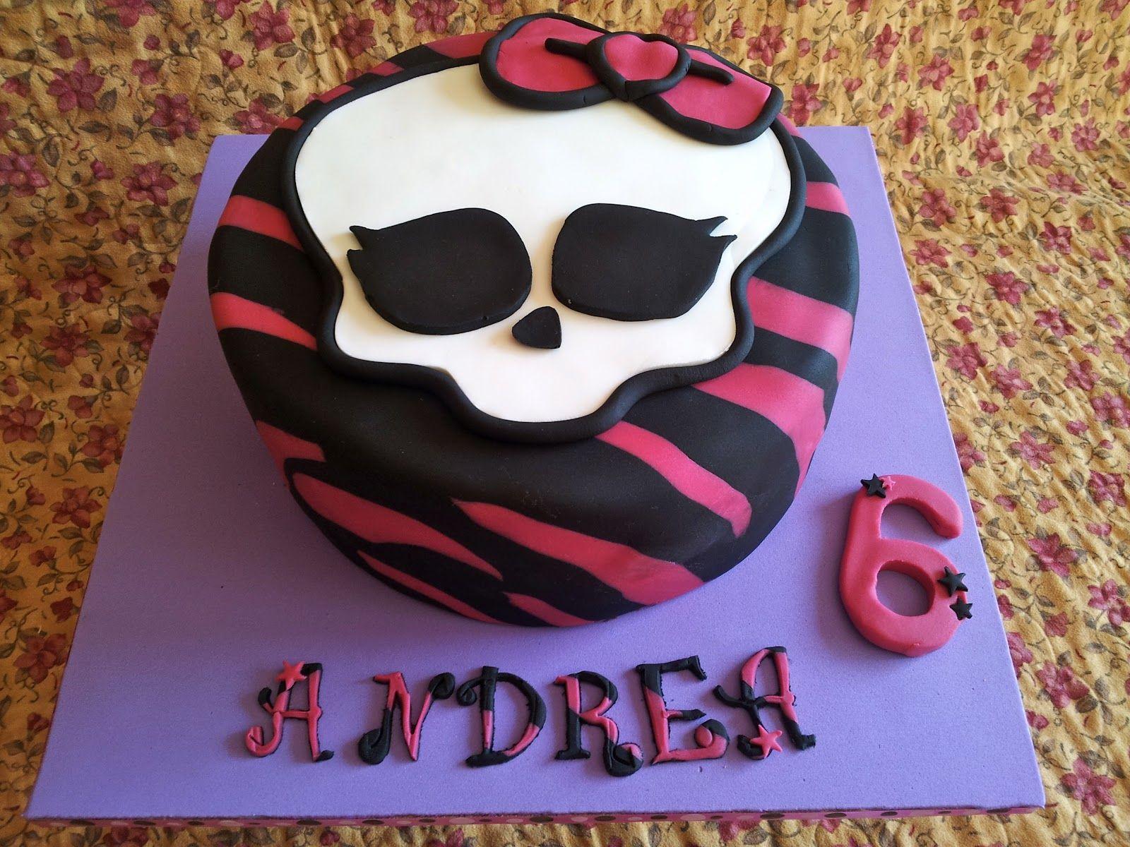 картинки с днем рождения торты монстр хай техника основном работает