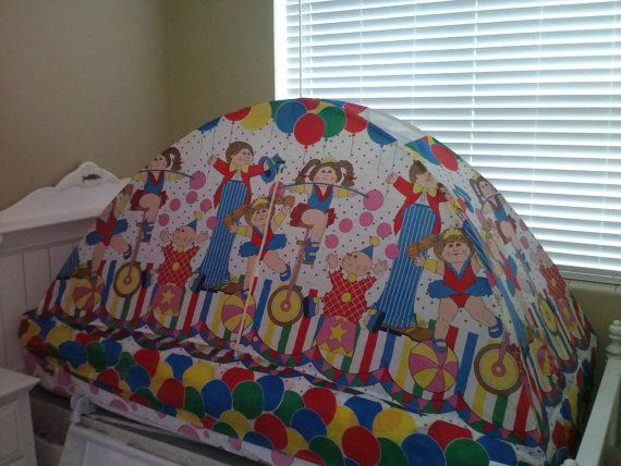 I LOVED playing in my cabbage patch bed tent!!! Such good memories. : patch tent - memphite.com