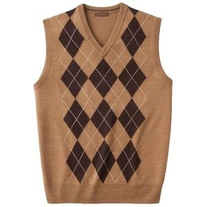 Dockers Argyle Sweater Vest | Клетка, ромбы (Argyle) | Pinterest ...