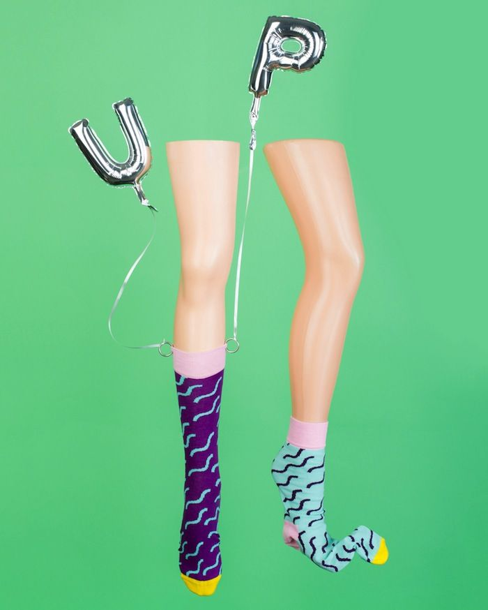 Nifty Sock Inventions By Mathery Studio