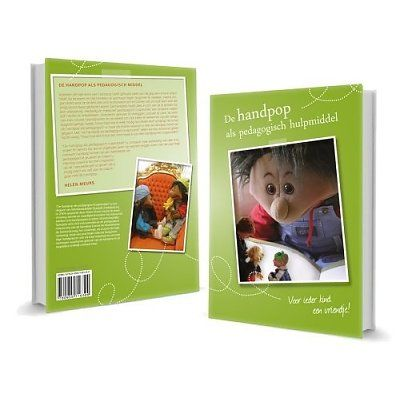 """Handpop.nl Handleiding """"De handpop als pedagogisch hulpmiddel"""""""