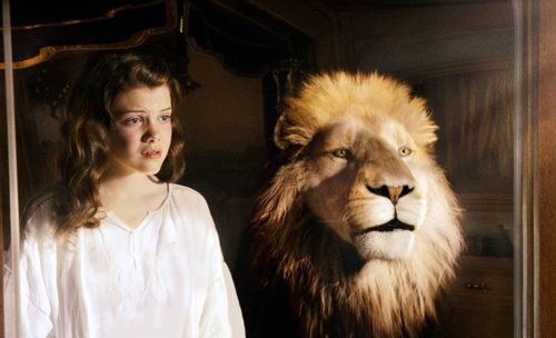 Quoti39ve Been Here The Whole Timequot Aslan Narnia