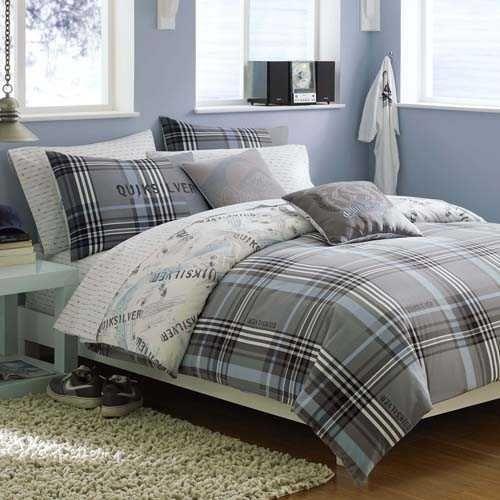 Boys Bedroom Decor Bedding Sets, Quiksilver Bedding Queen Size