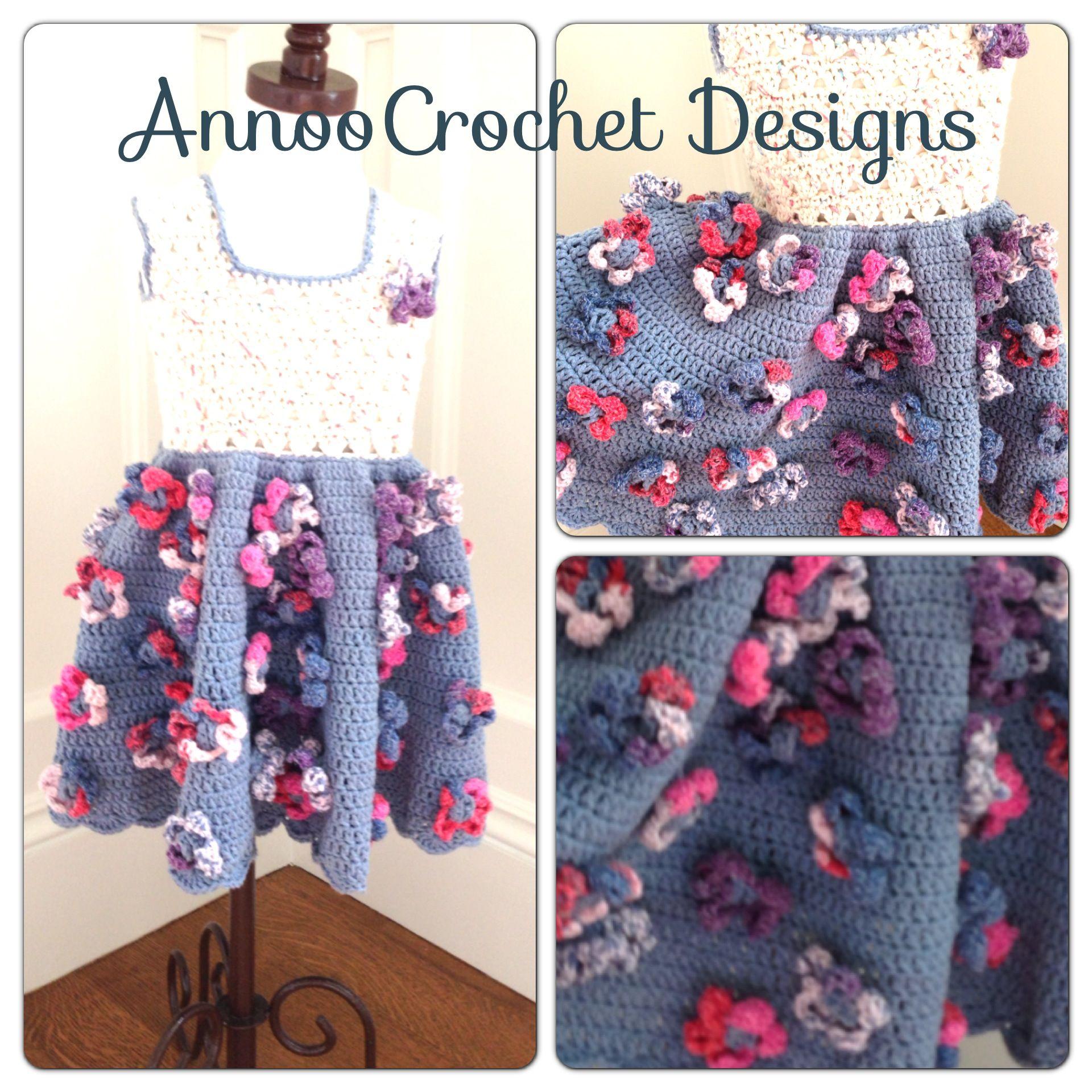 Field of Flower Summer Dress