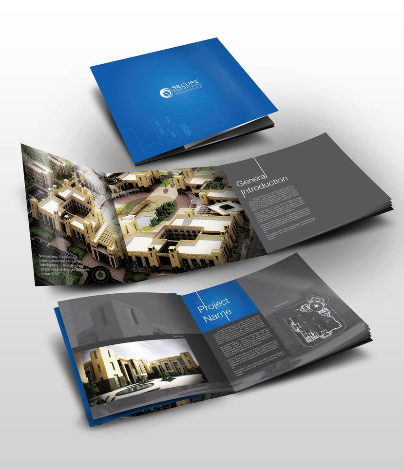 17 Best images about Booklet Design on Pinterest | Brochure layout ...