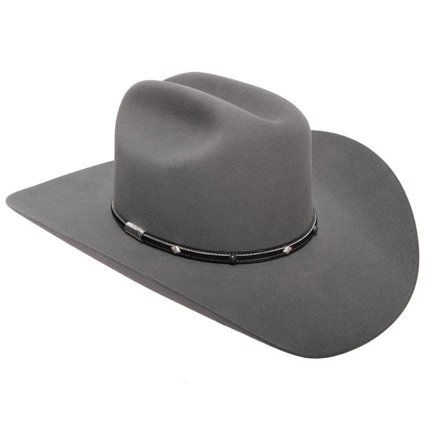 a1d264555e6 Stetson Angus 4X Fur Felt Hat