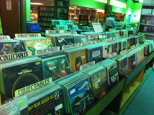 Vinyls Collection And Record Players Record Stores In