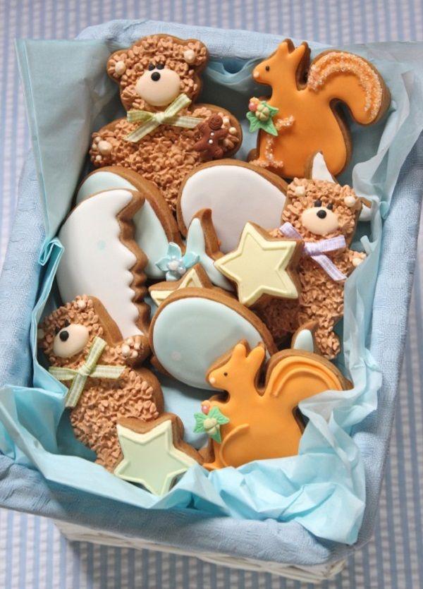 Sugar Cookie Recipe Pinterest Simple Baby Shower Baby Shower