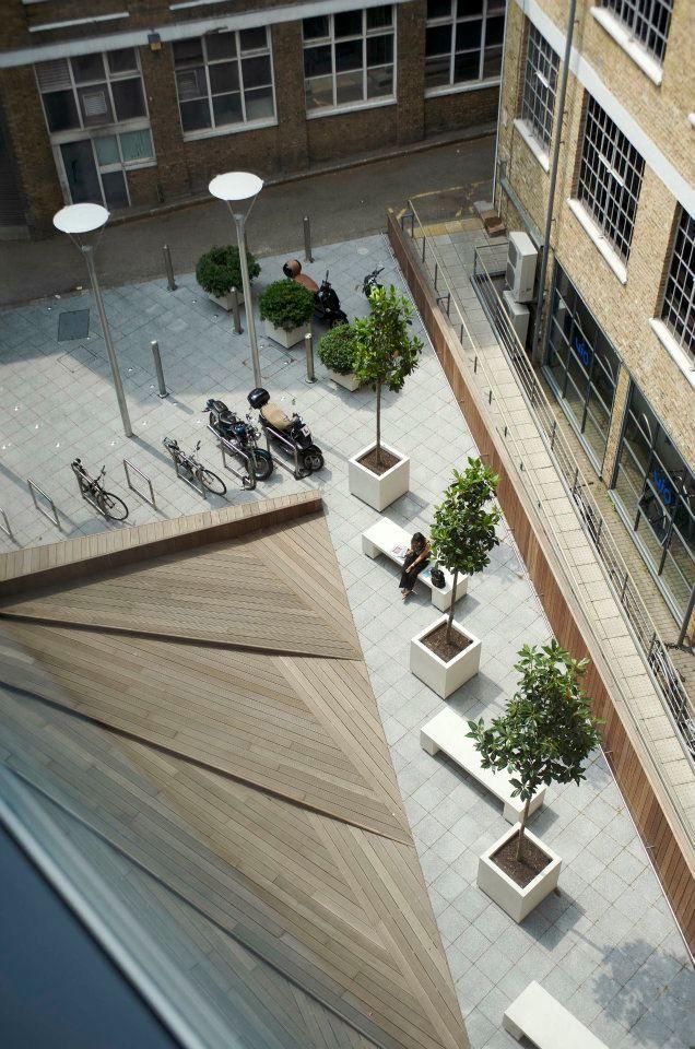 151 Rosebery Ave Landscape Architecture Design Urban Landscape Design Urban Architecture