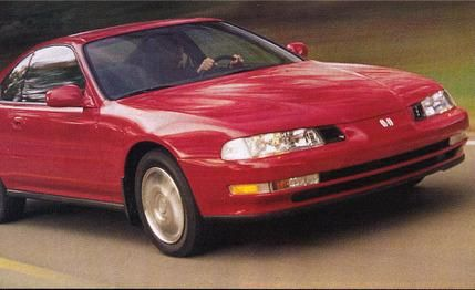 1995 10 Best Cars. 1995 Honda Prelude V Tech. One Of My Best