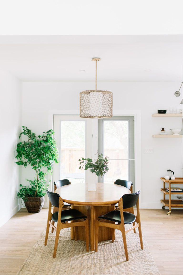 Before and After | Ikea dining room, Dining room ...