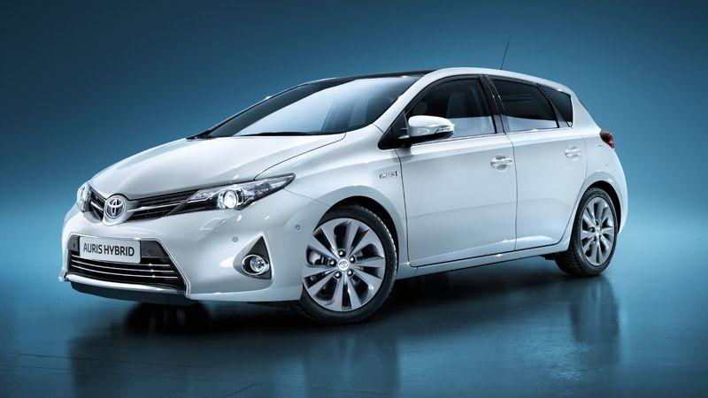 The All New Toyota Auris Toyota Auris Automobile Car
