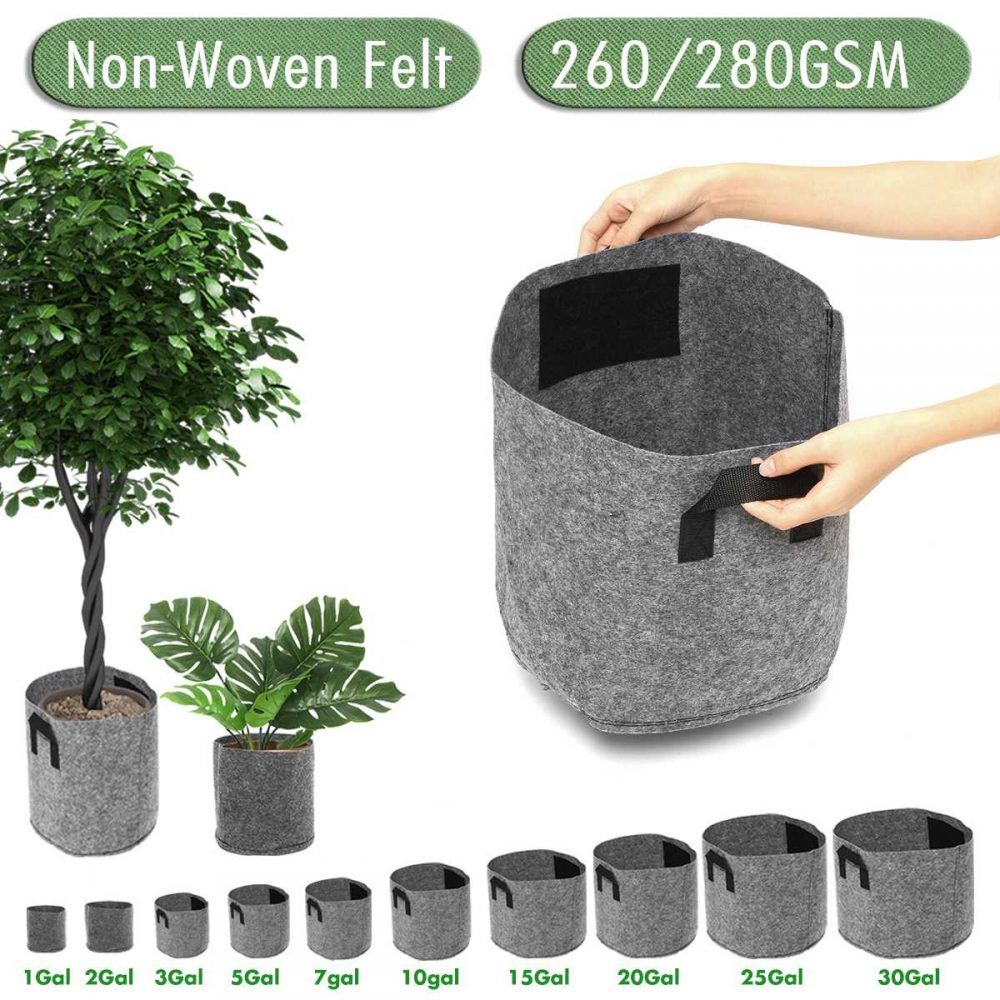 Account Suspended In 2020 Grow Bags Planter Bags Container Plants