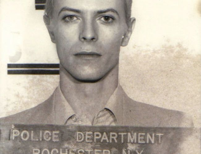 Irrefutable proof that Davie Bowie never takes a bad picture.
